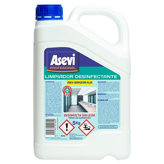 Asevi Gerpostar sanitary disinfectant detergent
