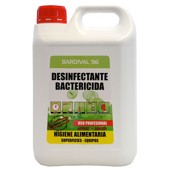 Bardival-96 disinfectant detergent