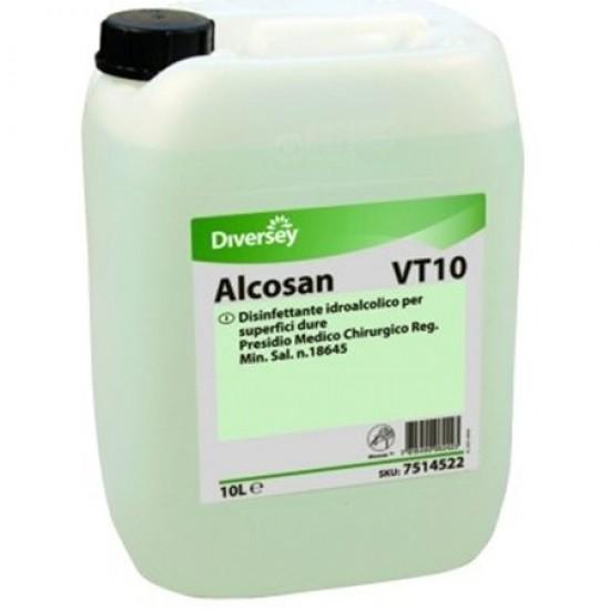 Food Disinfectant Surfaces - Alcosan VT10