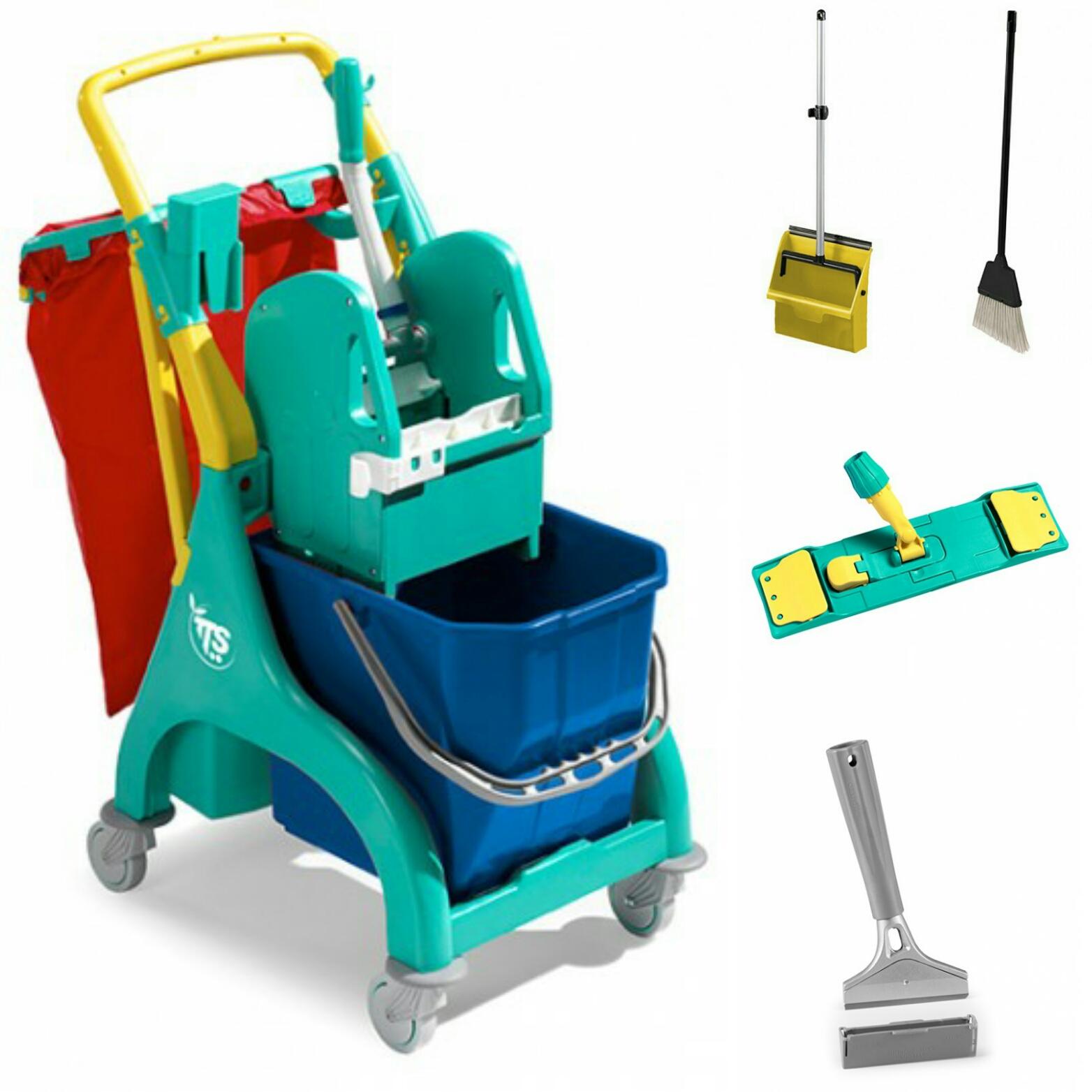 Ce echipamente de curatenie profesionale am nevoie ca sa imi deschid o firma de curatenie?