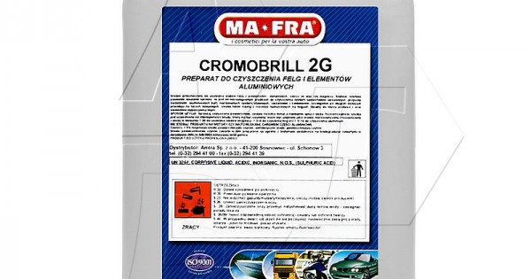 Mafra Cromobrill