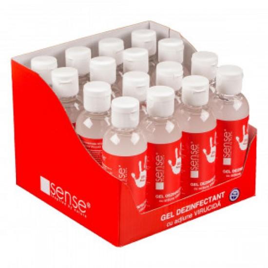 Hand-Disinfectant Gel 100ml-Sense