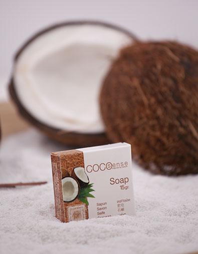 Cocosense hotel cosmetics