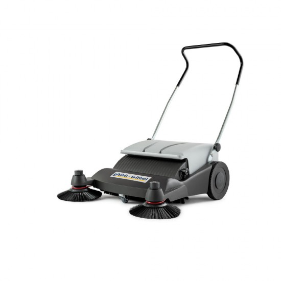 Small manual sweeper
