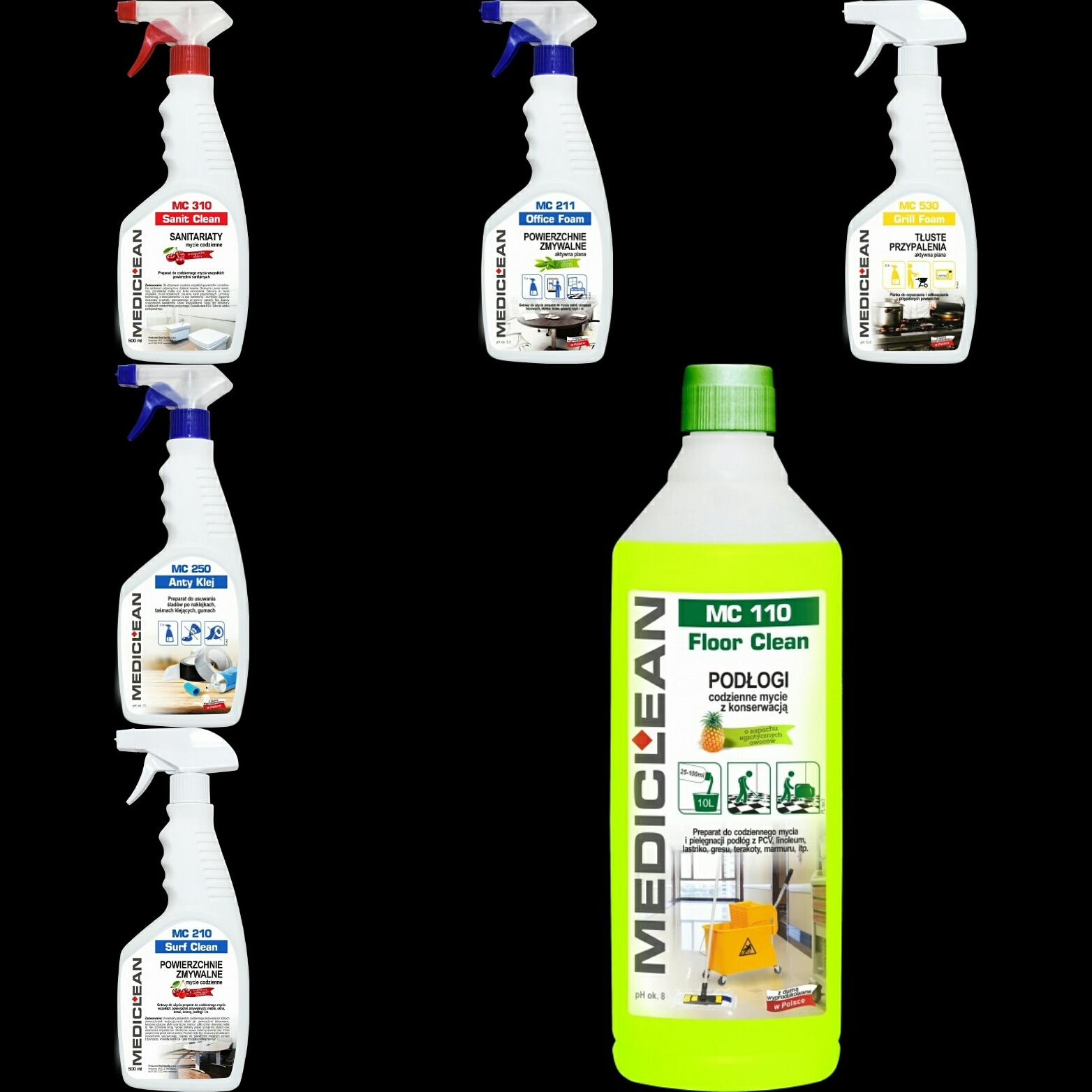 Detergent curatenie profesional